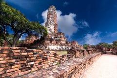 Wat Phra Si Sanphet Authaya,泰国 库存照片