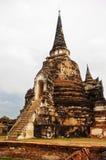 Wat Phra Si Sanphet, Ayuthaya Royalty Free Stock Photos