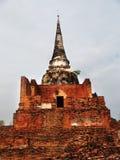 Wat Phra Si Sanphet, Ayuthaya Royalty Free Stock Image