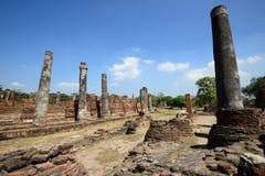 Wat Phra Si Sanphet, Ayutthaya Стоковые Изображения