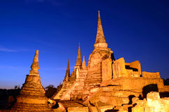 Wat Phra Si Sanphet Royalty Free Stock Images