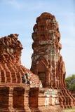 Wat Phra Si Sanphet beautiful temple Stock Image
