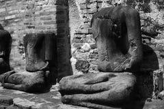 Wat Phra Si Sanphet beautiful temple Stock Photography