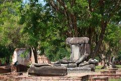 Wat Phra Si Sanphet beautiful temple Stock Photos