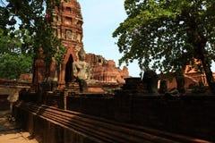 Wat Phra Si Sanphet beautiful temple Royalty Free Stock Photo
