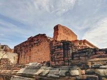 Wat Phra Si Sanphet, berühmte alte Stadt und historischer Platz in Thailand Lizenzfreie Stockfotos