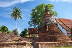 Wat Phra Si Sanphet ruins, Ayutthaya. Thailand Stock Photo