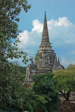 Wat Phra Si Sanphet temple - Ayuthaya, Thailand Royalty Free Stock Photos