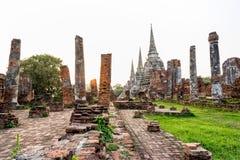 Wat Phra Si Sanphet, Thailand Stock Photo