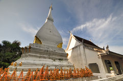 Wat Phra That Si Song Rak Loei Royalty Free Stock Photography