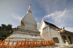Wat Phra That Si Song Rak Loei Royalty Free Stock Photography