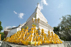 Wat Phra That Si Song Rak Loei Royalty Free Stock Photos