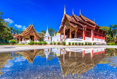 Wat Phra Sing Immagine Stock Libera da Diritti