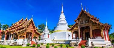 Wat Phra Sing fotografie stock libere da diritti