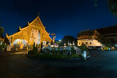 Wat Phra Sing, Chiang Mai Lizenzfreie Stockfotos
