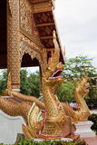 Wat Phra Sing in Chiang Mai; Thailand Stock Photography