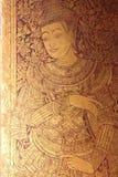 Wat Phra Sing - Chiang Mai - Thailand Royaltyfria Bilder