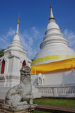 Wat Phra Sing temple Chiang Mai Province Asia Stock Images