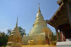 Wat Phra Sing temple Chiang Mai Stock Photos