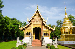 Wat phra sing stock photography