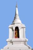 Chedi em Wat Phra Singh foto de stock