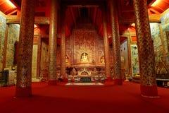 Wat Phra Singh, Чиангмай, Таиланд Стоковые Фото