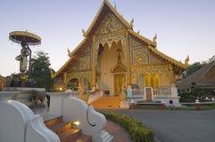 Wat Phra Singh royalty free stock photography