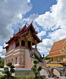 Wat Phra Singh Stock Photo