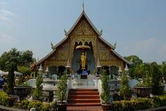 Wat phra singh 免版税图库摄影
