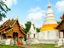 Wat Phra Singh Immagine Stock Libera da Diritti