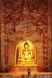 Wat Phra Singh, Chiang Mai, Tailândia Fotos de Stock Royalty Free