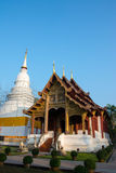 Wat Phra Singh Royalty Free Stock Photography