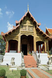 Wat phra singh in Chiang Mai Stock Photos