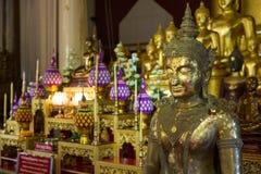 Wat Phra Singh in Chiang Mai Stock Photo