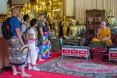 Wat Phra Singh in Chiang Mai Stock Photos