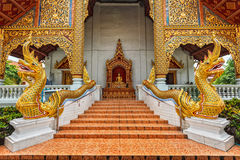 Wat Phra Singh, Chiang Mai, Thailand Stock Images