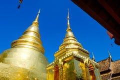 Wat Phra Singh, Chiangmai, Tajlandia fotografia royalty free