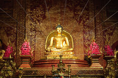 Wat Phra Singh Stock Image
