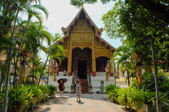 Wat Phra Singh Royalty Free Stock Image