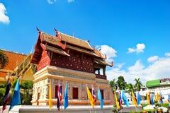 Wat phra singh Royalty Free Stock Photos