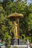 Wat Phra Singh Woramahaviharn. Buddhist temple in Chiang Mai, Thailand. Wat Phra Singh is perhaps the second most venerated temple in Chiang Mai after Wat Phra Royalty Free Stock Images