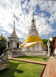 Wat Phra Singh temple, Chiang Mai - Thailand Royalty Free Stock Photography