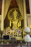 Wat Phra Singh Temple Chiang Mai Thailand Royalty Free Stock Photos