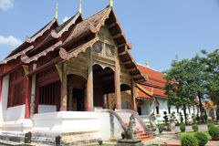Wat Phra Singh, Thailand stock photo