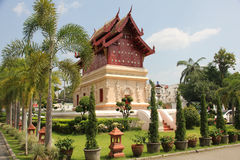 Wat Phra Singh, Thailand royalty free stock photos