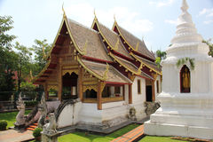 Wat Phra Singh, Thailand Royalty Free Stock Photography