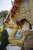 Wat Phra Singh Woramahaviharn. Buddhist temple in Chiang Mai, Thailand. Wat Phra Singh is perhaps the second most venerated temple in Chiang Mai after Wat Phra Royalty Free Stock Image