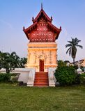 Wat Phra Singh Woramahaviharn in Chiang Mai Stock Photos