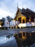 Wat Phra Singh Woramahaviharn Royalty Free Stock Photos