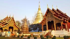 Wat Phra Singha Zdjęcie Royalty Free